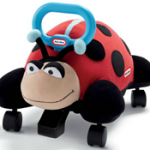 Little Tikes Pillow Racer Lady Bug Review