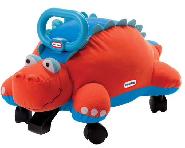 Win Little Tikes Pillow Racer Lady Bug Review Giveaway