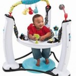 Evenflo's Baby's Got Bounce Contest | #WIN an ExerSaucer Jump & Learn & $500 College Money