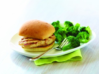 Kids LiveWell - Chicken Sandwich