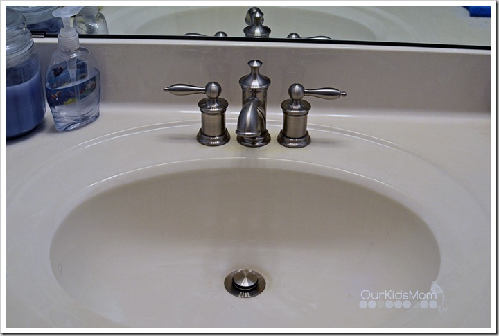 3. Home Makeover    WIN Danze Prince Two Handled Bathroom Faucet