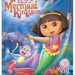 Dora the Explorer: Dora's Rescue in Mermaid Kingdom DVD