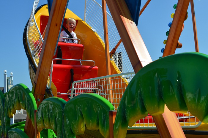 The Track Family Fun Parks Review Ethan S 4th Birthday