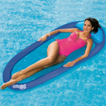 SwimWays Spring Float Foldable Pool Lounge [CLOSED GIVEAWAY]