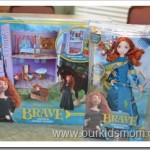 Mattel Disney Insider | Brave Castle & Gem Styling Merida Toys Review