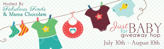 Just for Baby Banner
