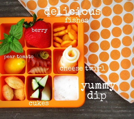 bento lunch for kids