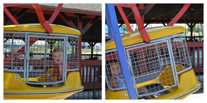 safe ferris wheel for kids