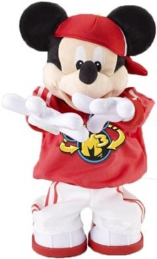 Master Moves Mickey Toy