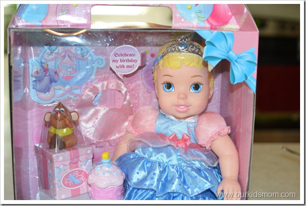 tollytots princess doll