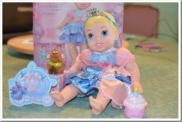 My First Disney Princess Doll Cinderella