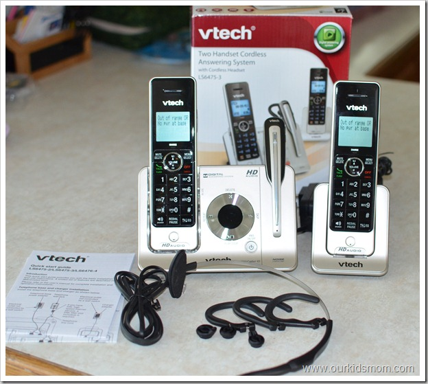 two handset home phone