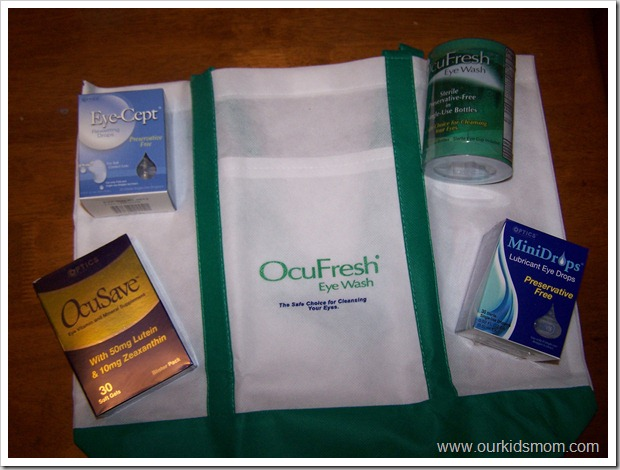 OcuFresh Products