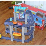Tomy's Chuggington Die Cast Storm Maker Wilson's Wild Ride Play Set Review