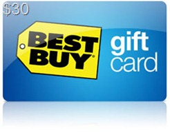Free Best Buy Gift Card