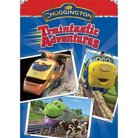 Chuggington Traintastic Adventure