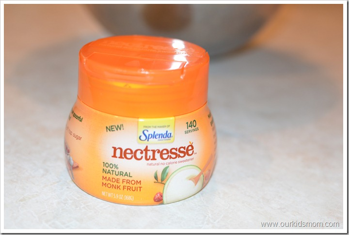 NECTRESSE™ Natural No Calorie Sweetener