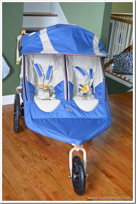 Kelty Double Stroller