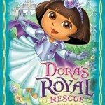 Dora The Explorer : Dora's Royal Rescue DVD