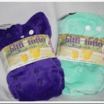 Itti Bitti Tutto One Size Minkee Cloth Diaper Review