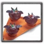 Batty Cupcakes | Halloween Recipe | Disney's Frankenweenie Inspired