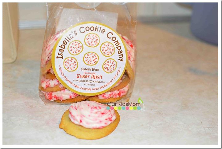 Peppermint Sugar Rush Cookies
