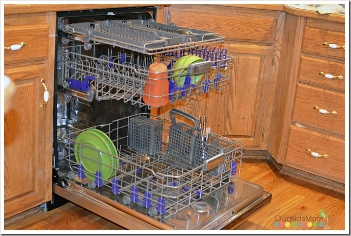 i mentioned above that lgu0027s truesteam dishwasher features an easyrack plus system with a height adjustable third rack the tines the metal dividers that