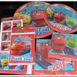 Birthdays Are More Fun With CHUGGINGTON! | Party Supplies & Cake