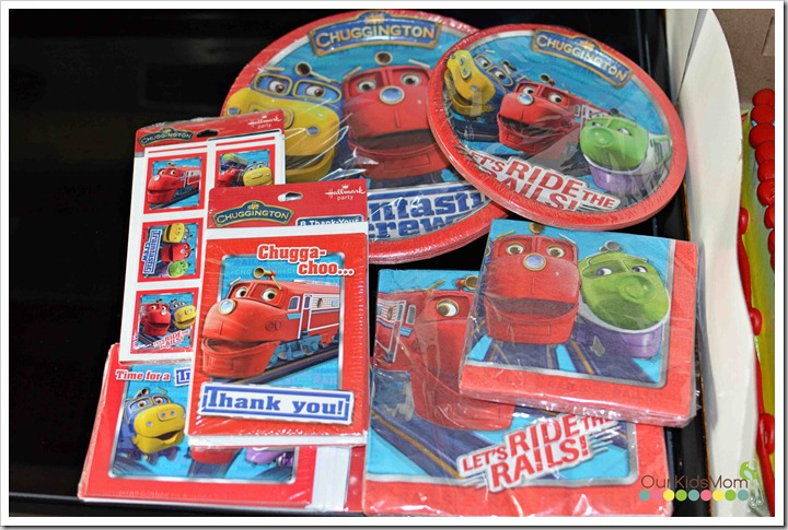 Birthdays Are More Fun With CHUGGINGTON