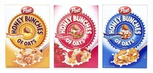 Honey Bunches of Oats Flavors