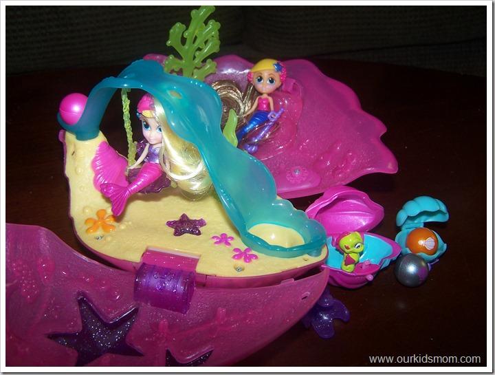 Michaela video & magic seashells 036