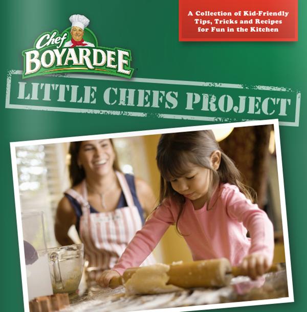 Little Chefs e-book