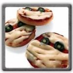 Pizza Mummies | Halloween Recipe | Disney's Frankenweenie Inspired