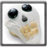 Sweet Skulls | Halloween Recipe | Disney's Frankenweenie Inspired