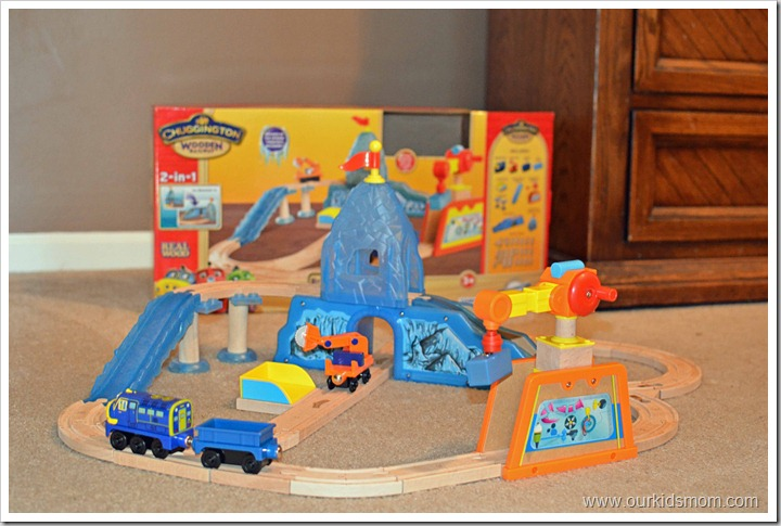 chuggington wooden train tracks 2