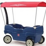Holiday Gift Guide | Step2 Canopy Cruise Wagon