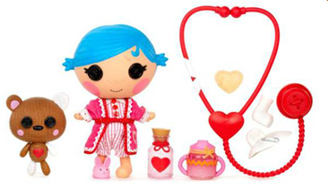 Lalaloopsy Sew Cute Patient