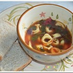 Soup Sunday | Tortellini Soup Recipe