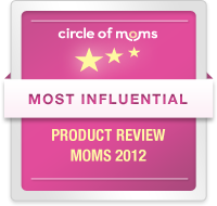 Most Influential Product Review Moms - 2012
