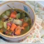 Soup Sunday | Vegetarian Green Chile Stew Recipe