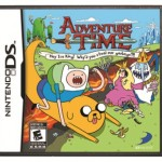 Adventure Time | Hey Ice King! Why'd you steal our garbage?!! for Nintendo DS