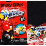 Angry Birds & Power Rangers Mash'Ems