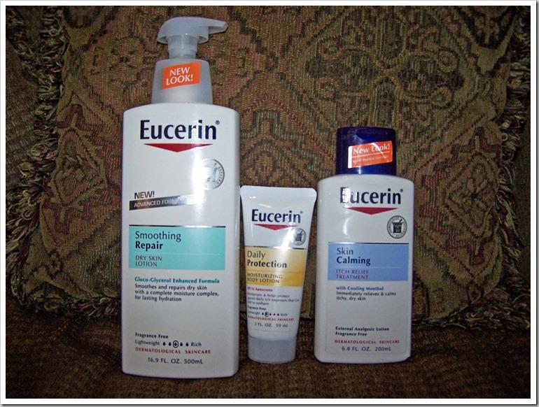 eucerin 001