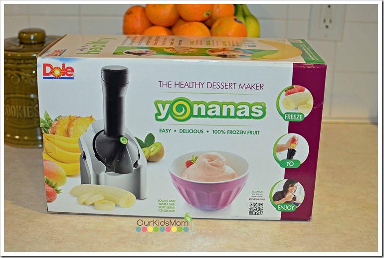 what is a yonanas machine