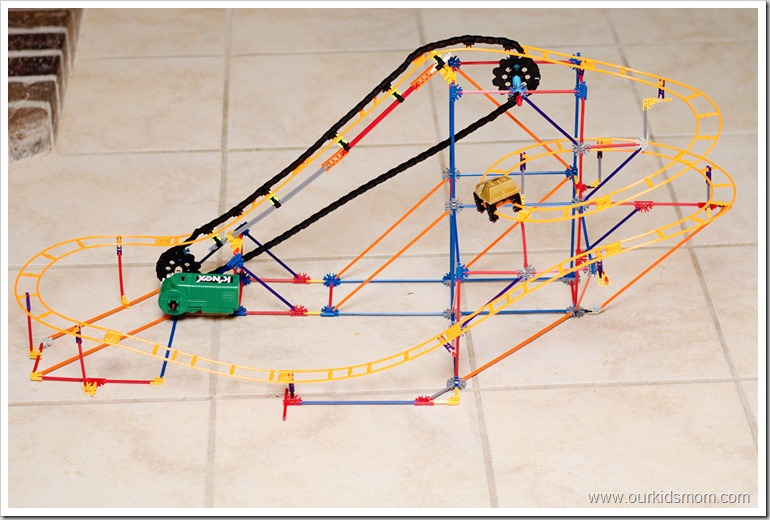 knex roller coaster instructions