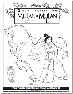 Mulan-2Coloring_Sheet