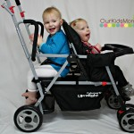 Joovy Caboose Too Ultralight Stand On Tandem Stroller