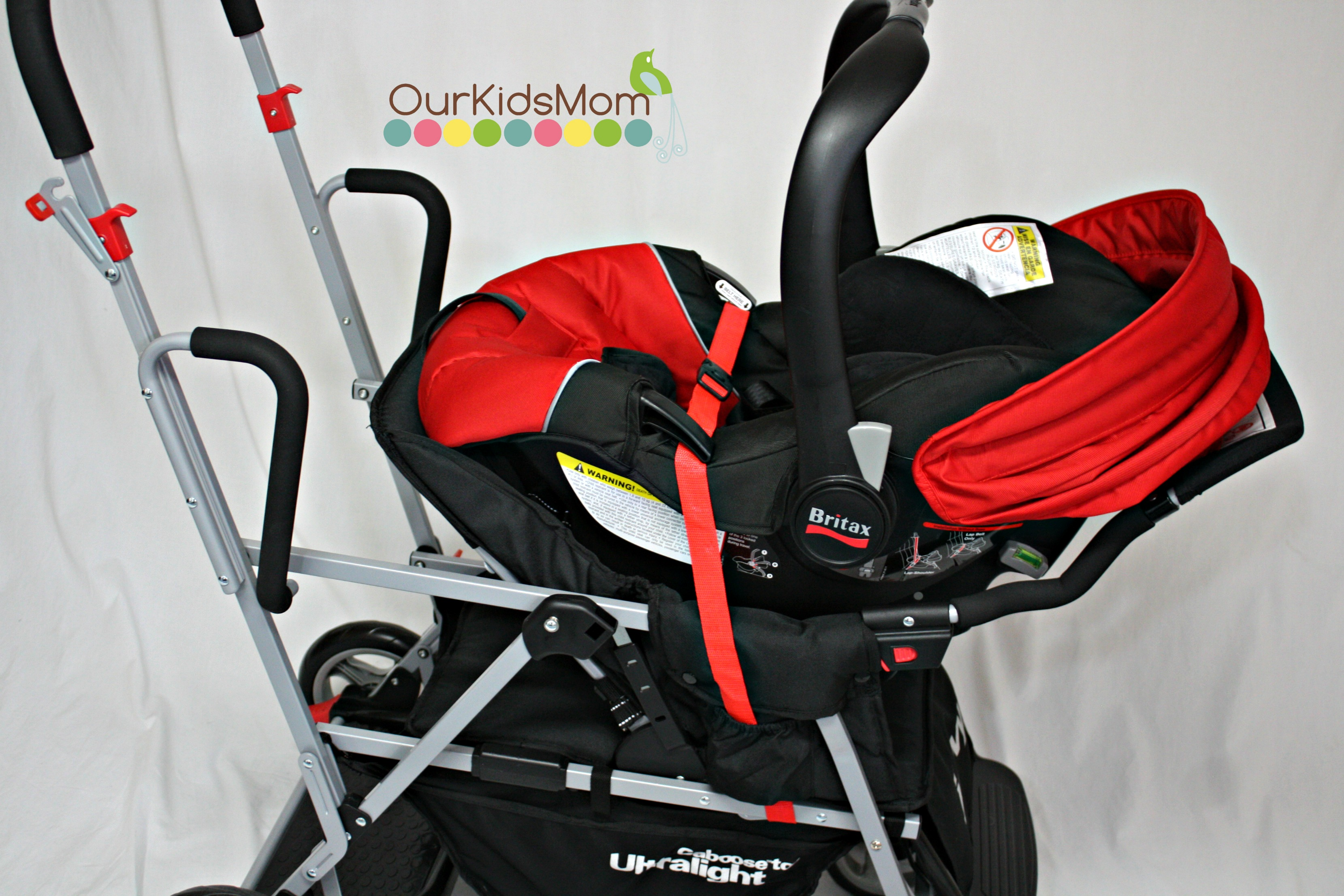 Joovy Caboose Too Ultralight Stand On Tandem Stroller - OurKidsMom