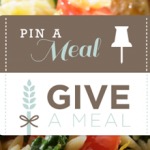Let's Feed America | Pin A Meal, Give A Meal | #GiveAMeal