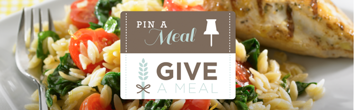 Pin a Meal Give a Meal